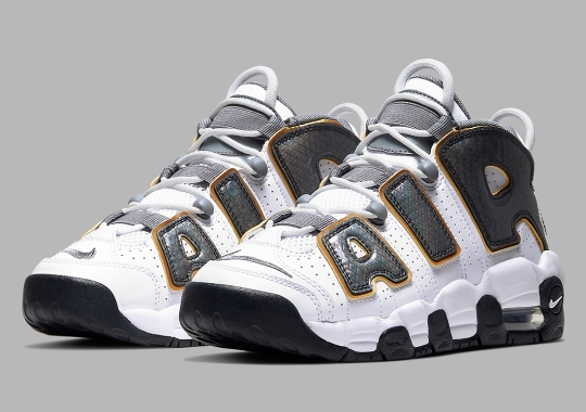 "Where To Buy The Nike Air More Uptempo GS ""Snakeskin"""
