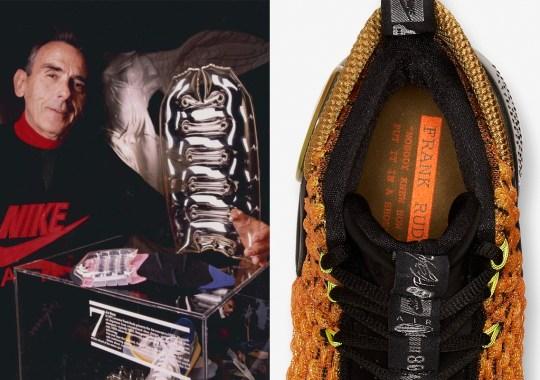 The Nike Alphadunk Honors Frank Rudy, The Creator Of Air Cushioning