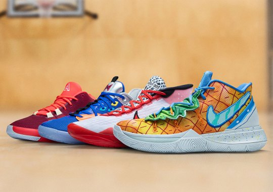 Nike Basketball Prepares For Opening Night With Four Enticing Releases