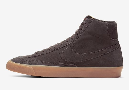 "The Nike Blazer Mid '77 ""Velvet Brown"" Is Available Now"