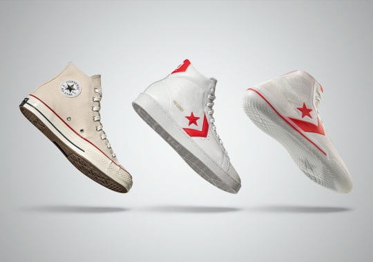 Converse Celebrates Product Evolution With The All Star Pack