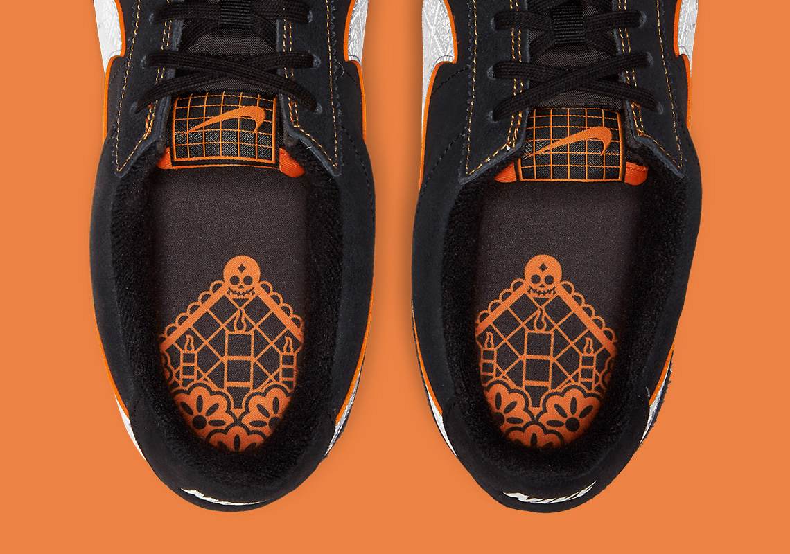 Nike Cortez Day of the Dead CT3731-001 Release Date | SneakerNews.com