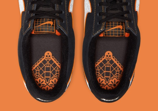 Nike Helps Remember The Departed With A Day Of The Dead Themed Cortez
