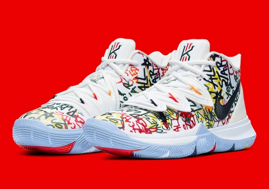 """The Nike Kyrie 5 """"Keep Sue Fresh"""" Releases On November 2nd"""