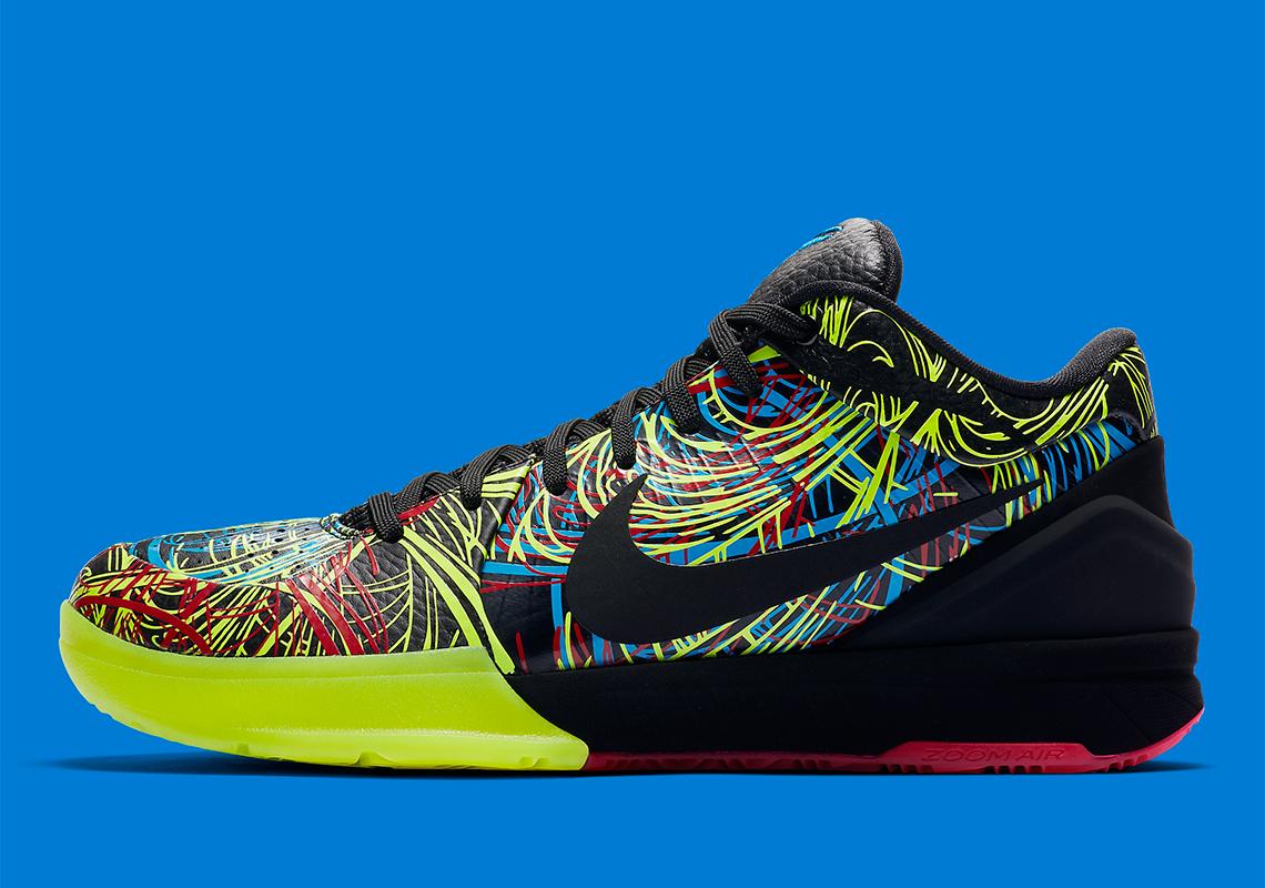 Nike Kobe 4 Protro Wizenard CV3469-001