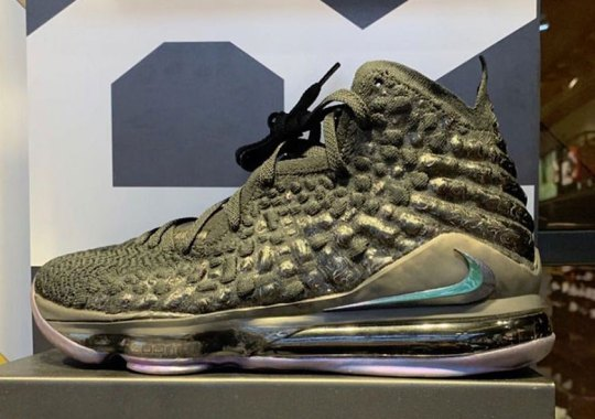 This Nike LeBron 17 Is Inspired By Global Currency