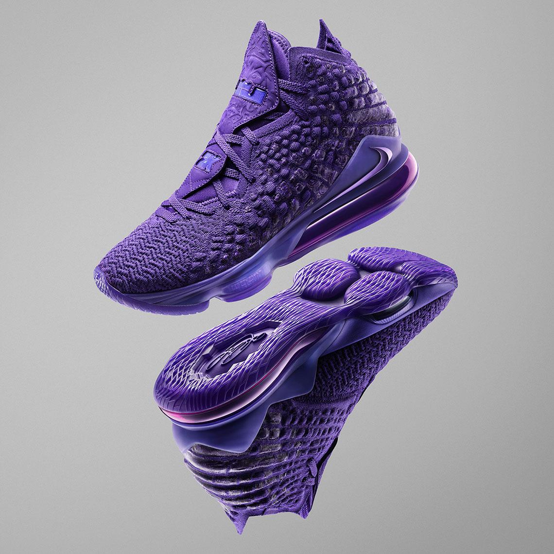 Nike LeBron 17 NBA 2K20 Gamer