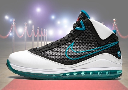"The Nike LeBron 7 ""Red Carpet"" Is Returning October 29th"