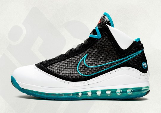 "Detailed Look At The Nike LeBron 7 Retro ""Red Carpet"""