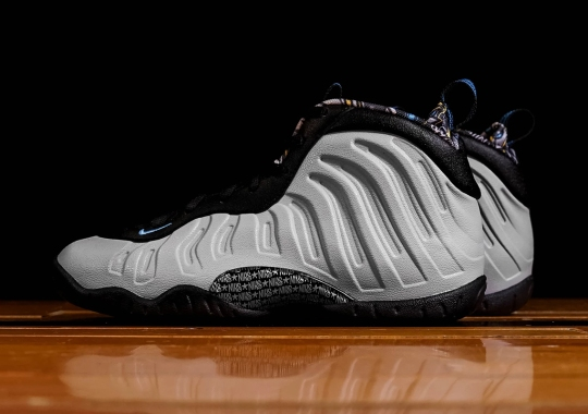 Nike Adds Graffiti Prints To The Lil Posite One
