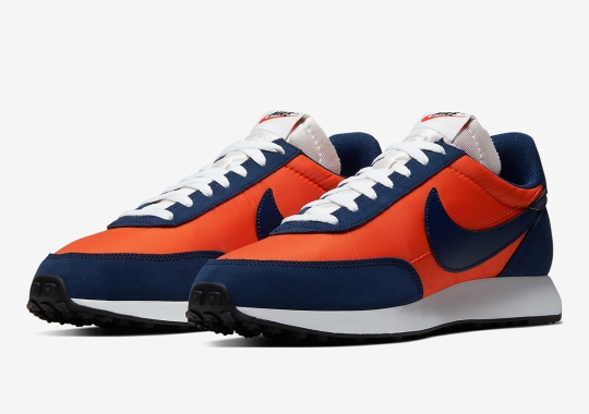 The OG Nike Tailwind Appears In Syracuse Colors