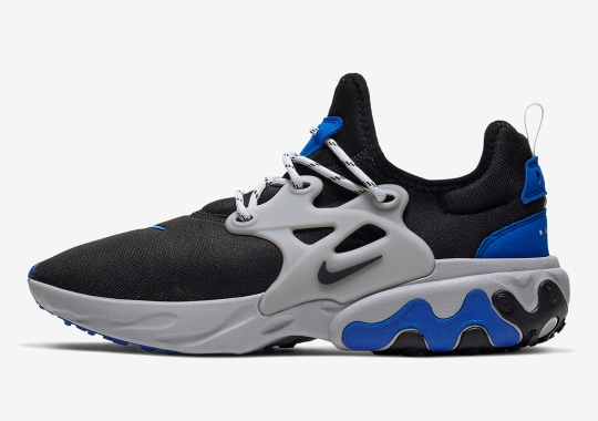 Can You Tell What's Pictured In This Nike Presto React?