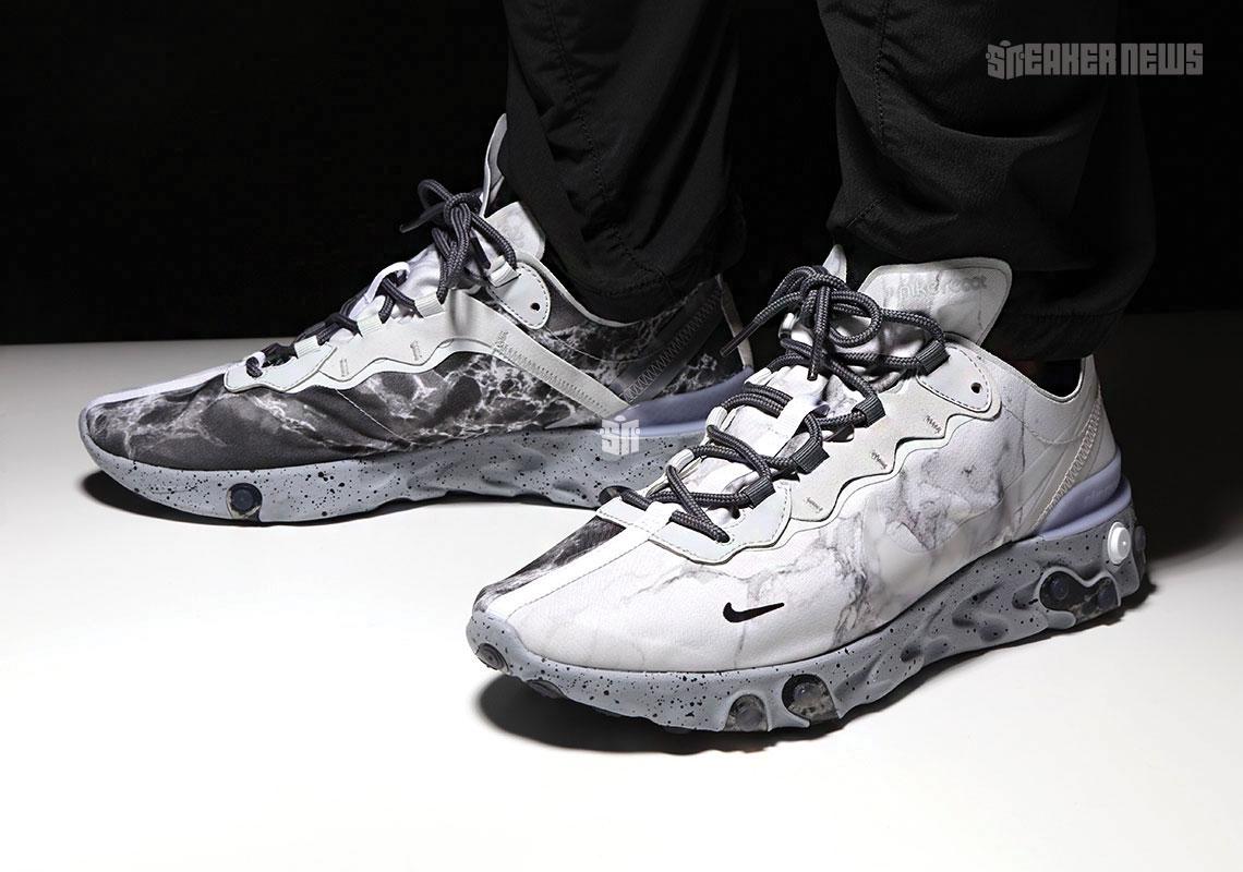 Kendrick Lamar Nike React Element 55 Store List   SneakerNews.com