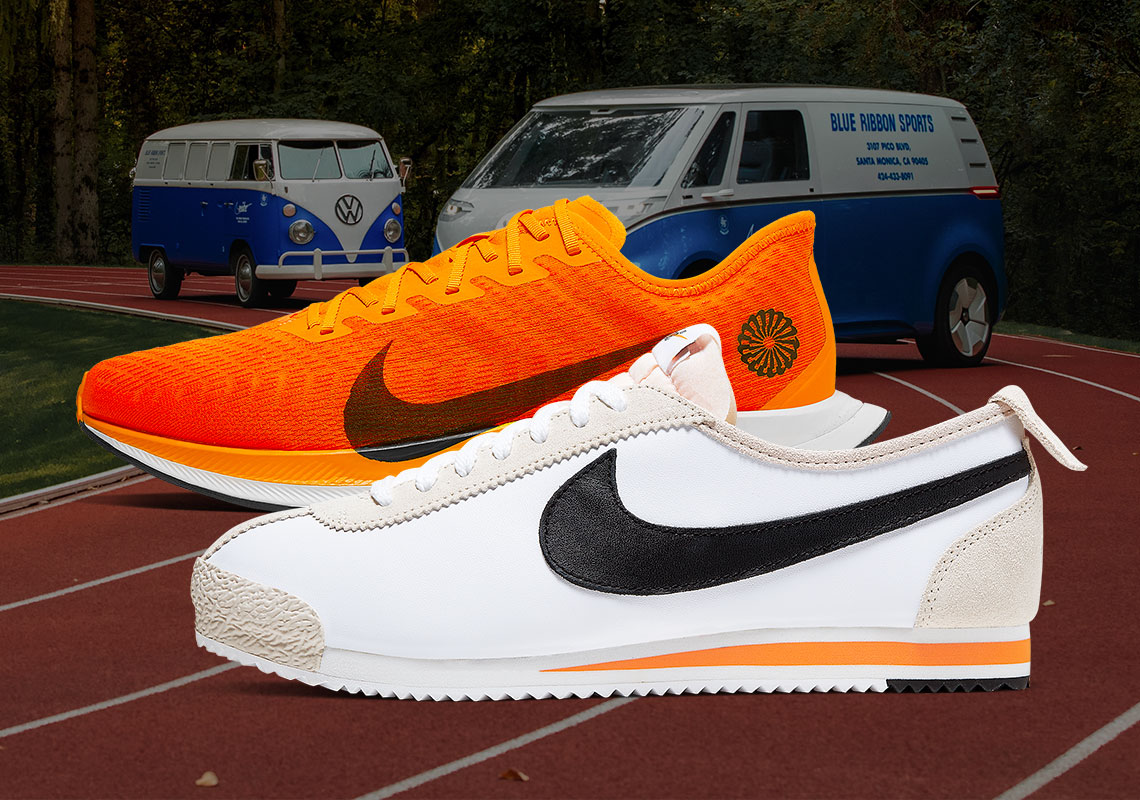 Nike Blue Ribbon Sports Collection