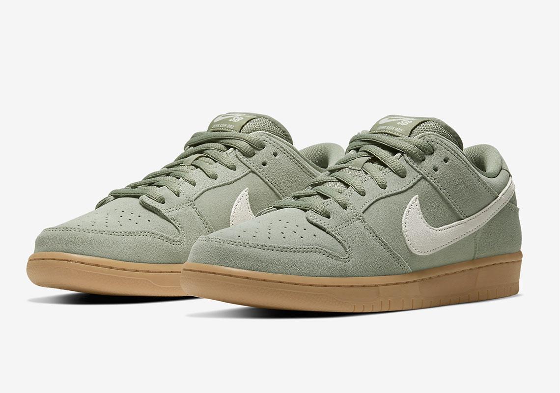 oferować rabaty oficjalny dostawca Pierwsze spojrzenie Nike SB Dunk Low Island Green BQ6817-300 | SneakerNews.com