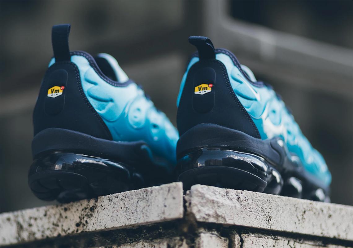 Nike Vapormax Plus Light Current Blue