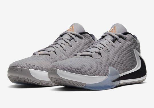 """Nike Zoom Freak 1 """"Atmosphere Grey"""" Releases On November 15th"""