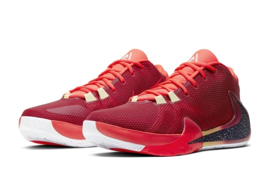 """Nike Fashions An """"All Bros Pt. 2"""" Colorway Of The Zoom Freak 1"""