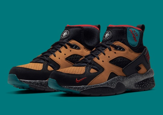 """Olivia Kim's """"No Cover"""" Collection Brings Back The Nike ACG Mowabb"""