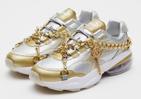 Puma Joins The Race For One Piece With Its Gold-Adorned Cell Venom