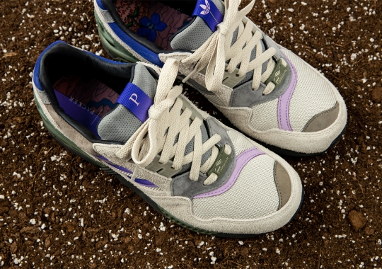 """Packer Honors The New Jersey State Flower With The adidas ZX9000 """"Meadow Violet"""""""