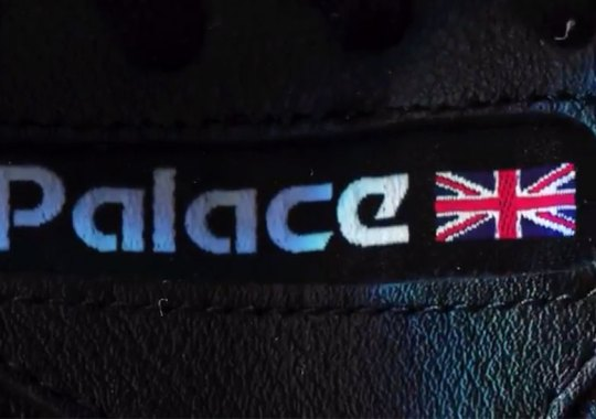 Palace Skateboards Treats Reebok To Another Round Of Collaborations
