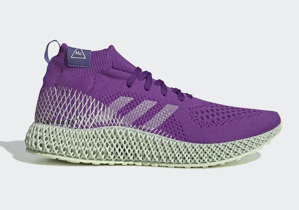 Pharrell adidas Futurecraft 4D Hu | SneakerNews.com