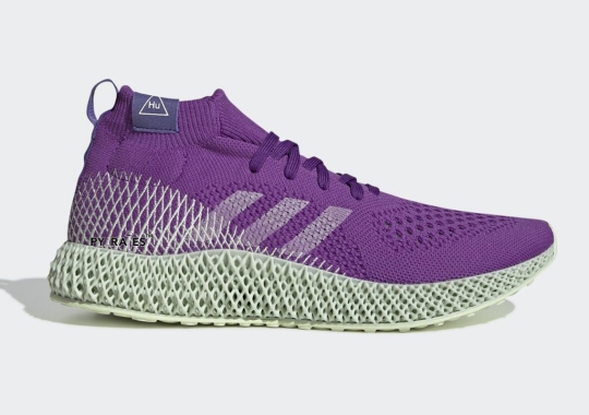 Pharrell Has an adidas Futurecraft 4D Hu Release Coming