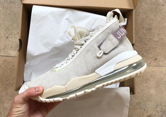 Stéphane Ashpool Reveals An Extremely Limited Pair of Pigalle x Jordan Proto Max 720s