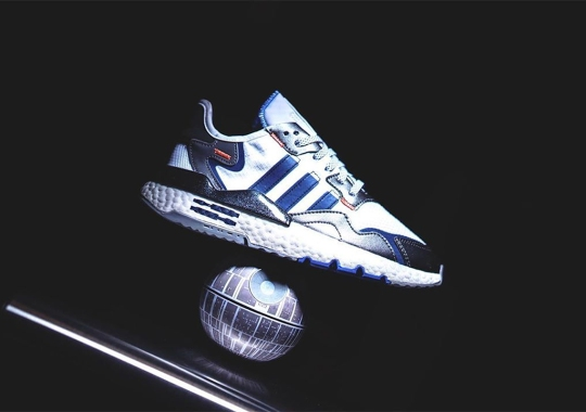The Star Wars x adidas Nite Jogger Is Inspired By R2D2