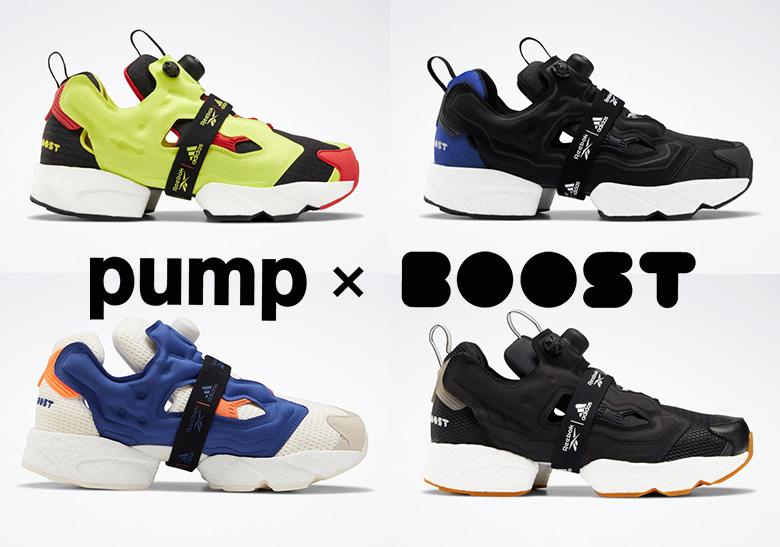 Reebok adidas Instapump Fury Boost Release Date + Info