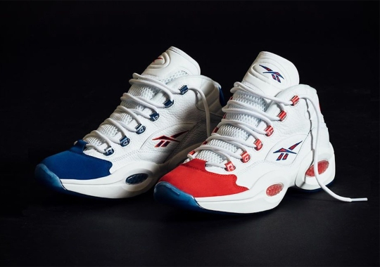 """Reebok To Launch The Question Mid """"Double-Cross"""" Alongside """"Crossover U"""" Creative Workshop"""
