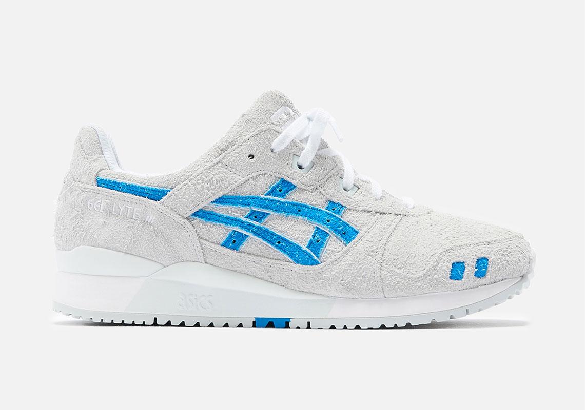 świetne oferty klasyczny szczegółowy wygląd Ronnie Fieg KITH ASICS Super Blue GEL-Lyte III | SneakerNews.com