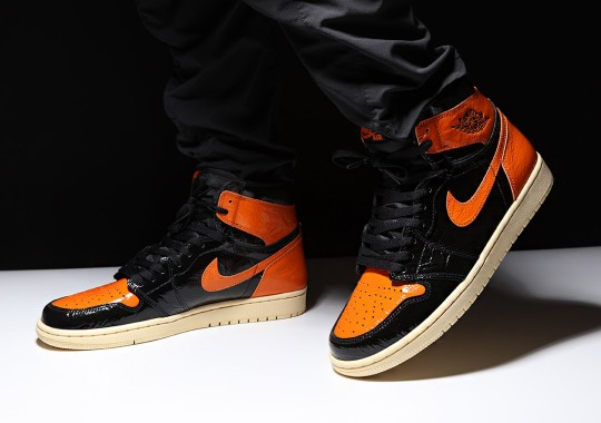 "The Air Jordan 1 ""Shattered Backboard 3.0"" Is Releasing October 26th"