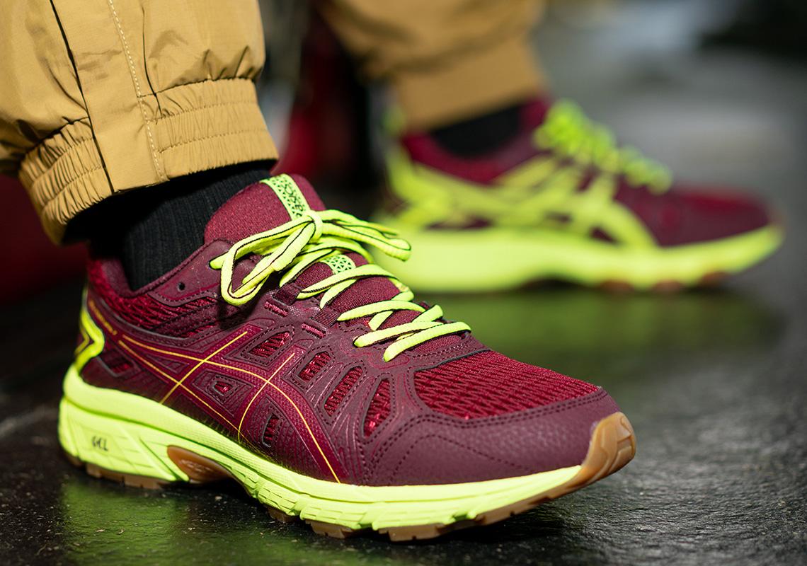 Contagioso menú comprender  size ASICS GEL Venture 7 Citrek Base Camp Mission Release Date |  SneakerNews.com