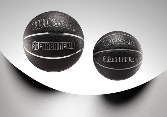 Sneaker News And Wilson Basketball Announce Official Partnership With Limited Collaboration