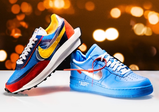 Stadium Goods Kicks Off Their Fourth Anniversary With A Site-Wide Sale