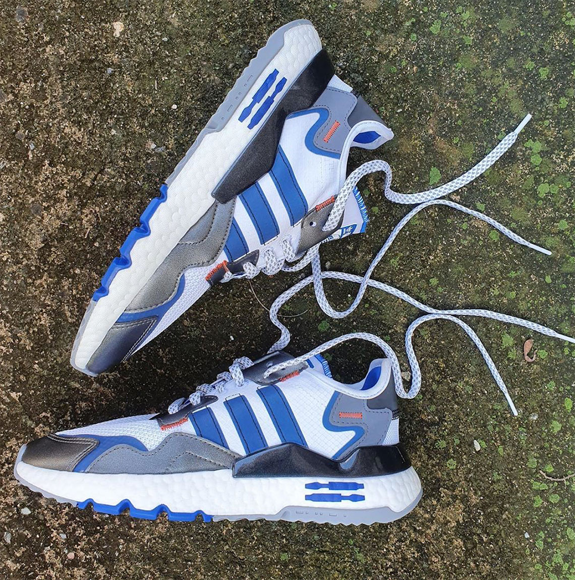 Star Wars adidas Nite Jogger R2D2 Release Info |