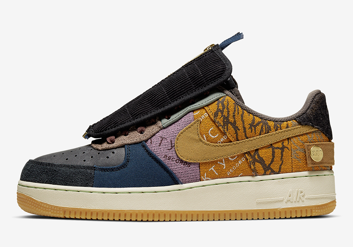 Travis scott air force 1