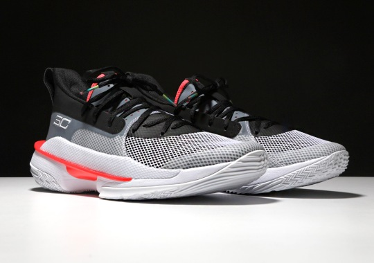 "Where To Buy The UA Curry 7 ""UNDRTD"""
