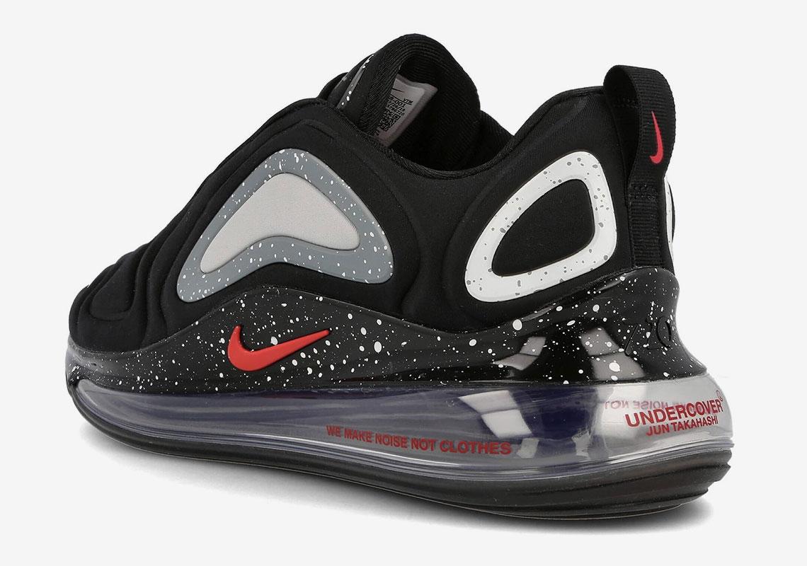 Undercover Nike Air Max 720 Release Date Cn2408 001 Cn2408 600
