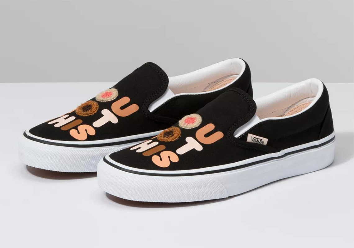 Vans Encourages Early Detection With Breast Cancer Awareness Month Collection