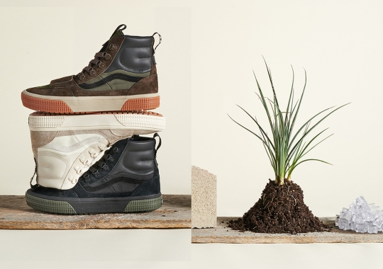 Vans Introduces The Static CC MTE To Their All-Weather Footwear Collection