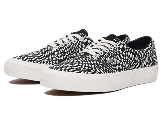 Vans Era SF Gets Warped Checkerboard Uppers