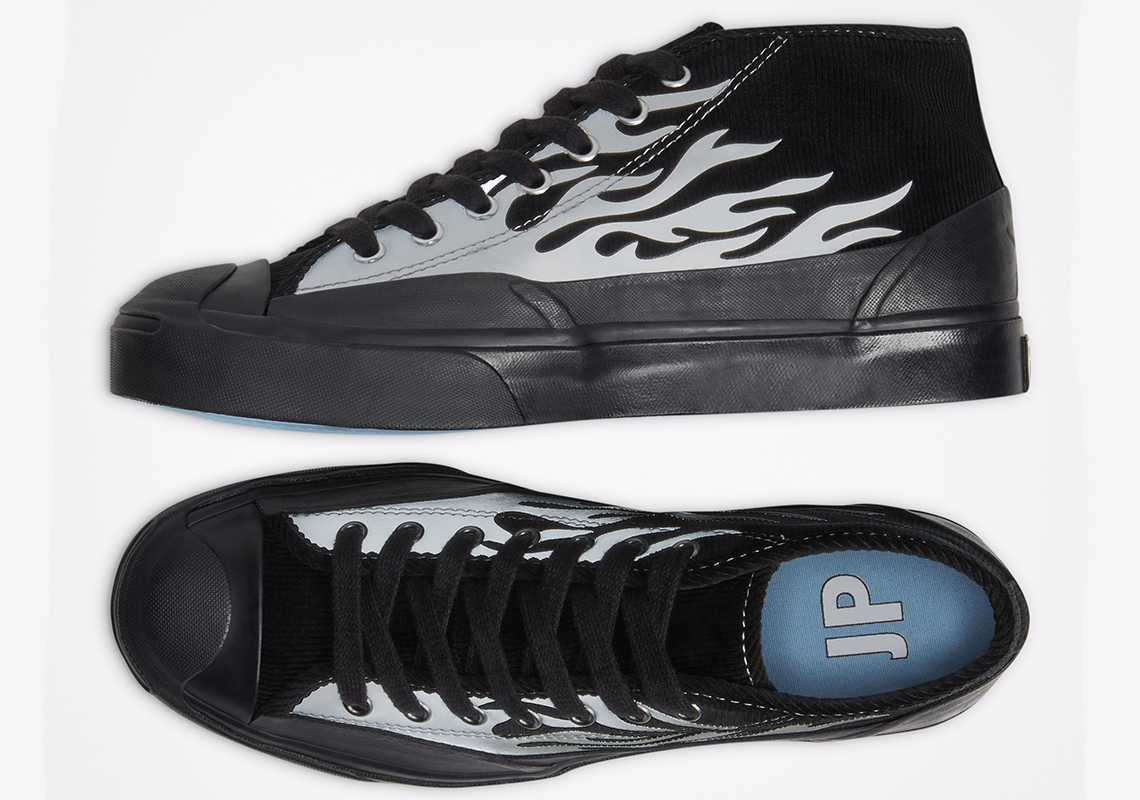 ASAP Nast Converse Jack Purcell Mid