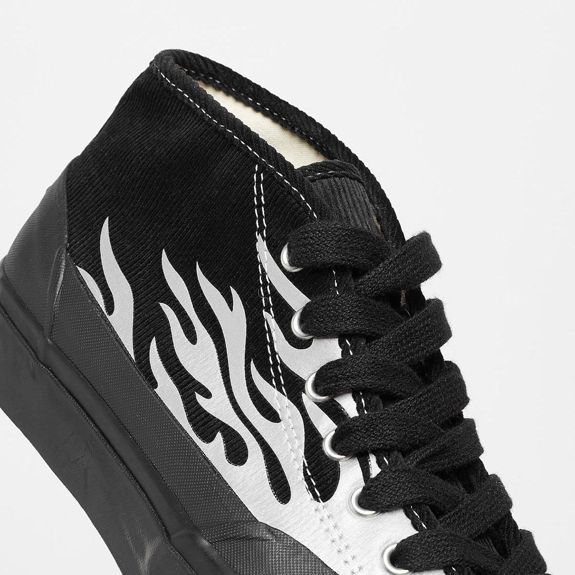 ASAP Nast Converse Jack Purcell Mid Black Silver Release ...