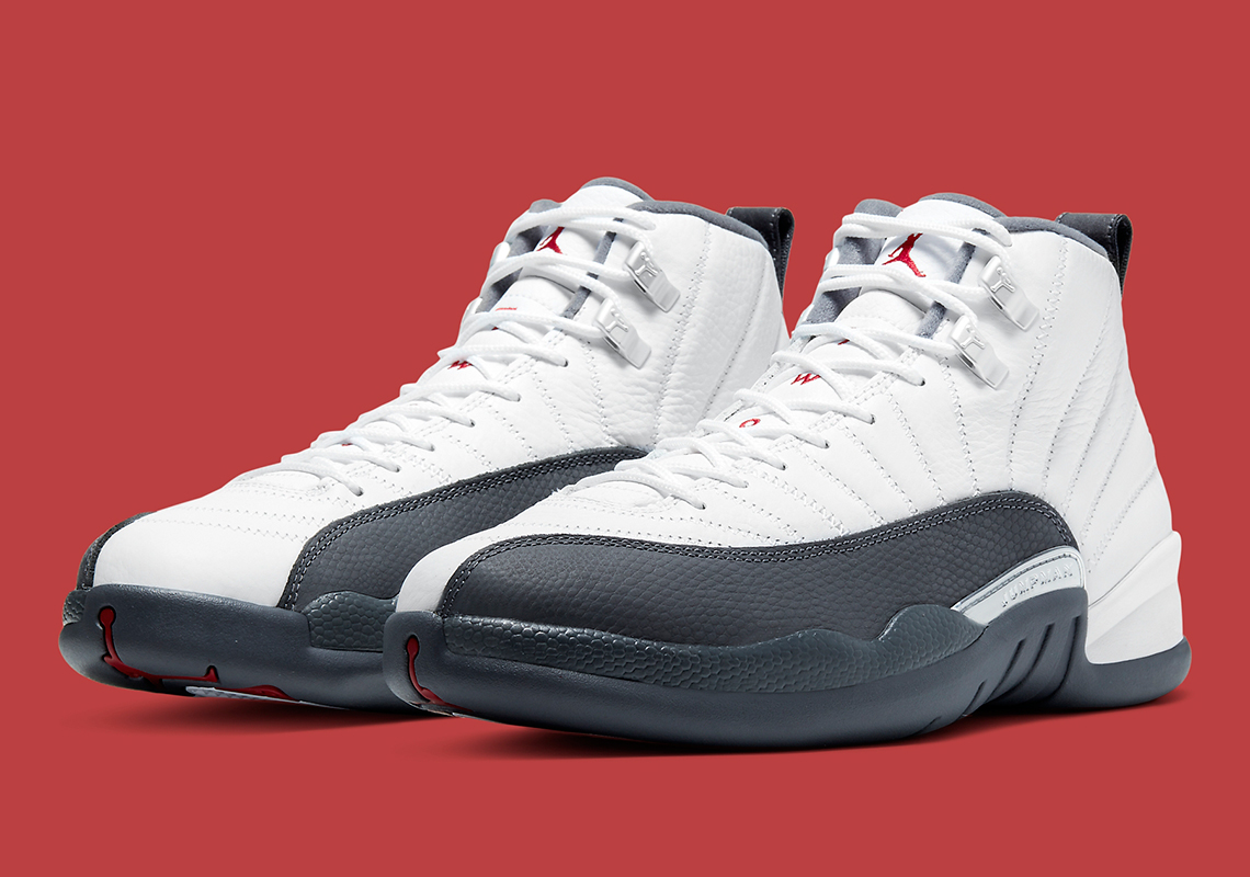 Air Jordan 12 Dark Grey 130690 160 Release Date