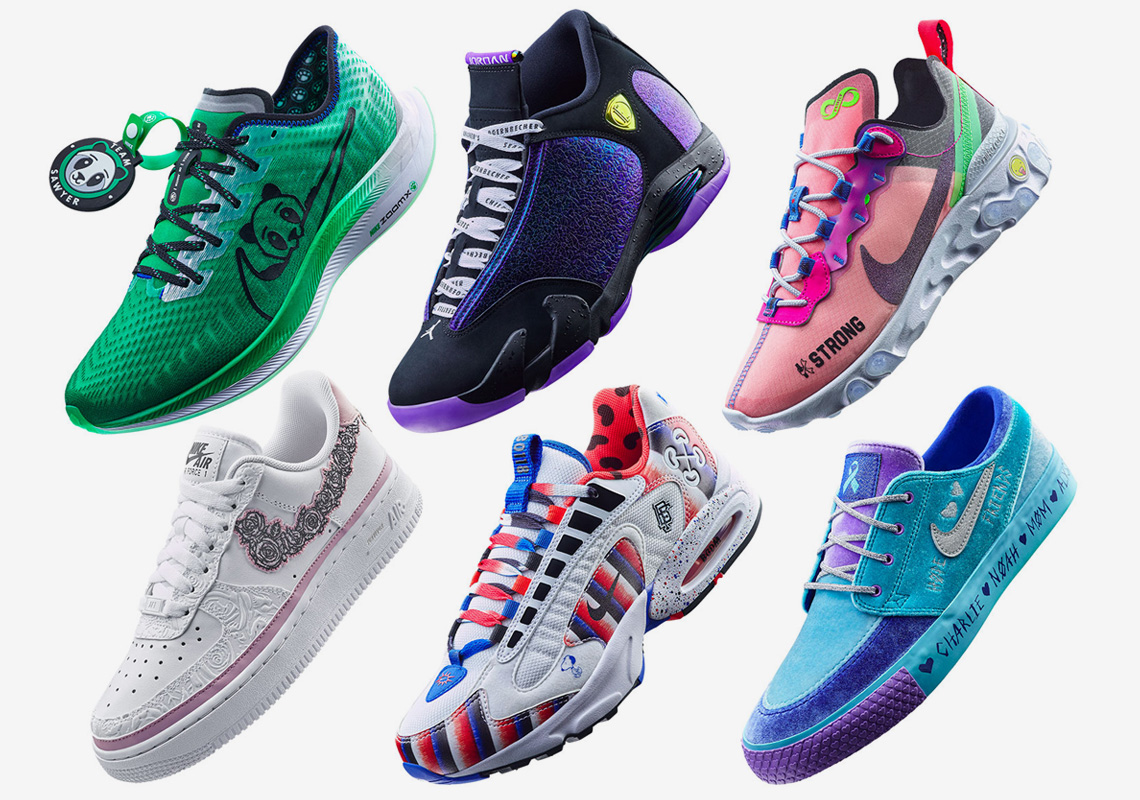 Nike Doernbecher Freestyle 2019 Collection Release Date