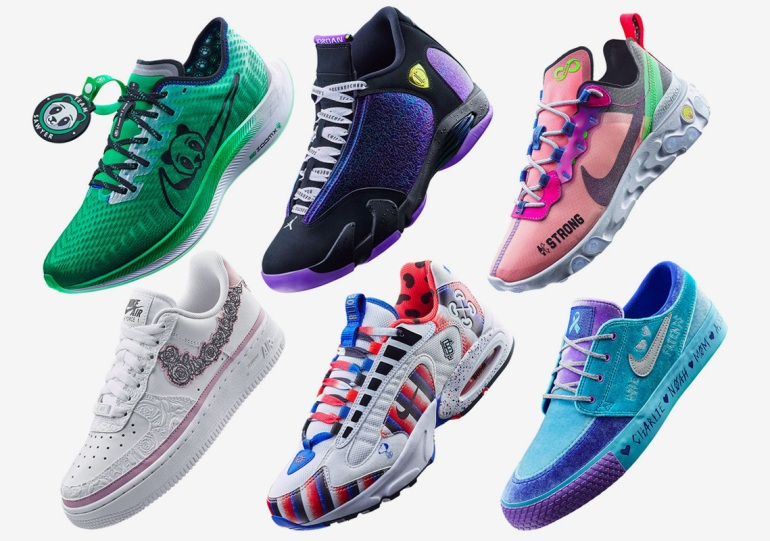 The Entire 2019 Doernbecher Freestyle Collection Is Releasing On December 7th