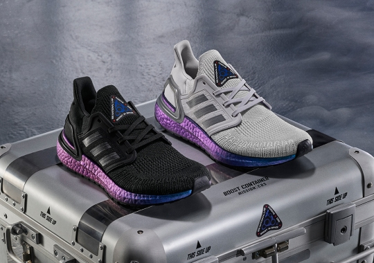 adidas Teams Up With ISS National Lab For The Inaugural Release Of The Ultra Boost 20